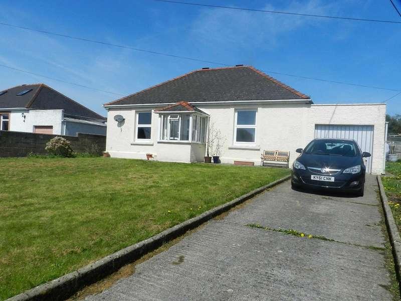 3 Bedrooms Detached Bungalow for sale in Castle View, Haverfordwest, Pembrokeshire