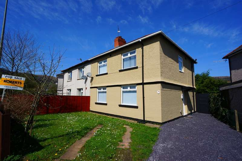 4 Bedrooms Semi Detached House for sale in Newport Road, Risca, Newport, NP11