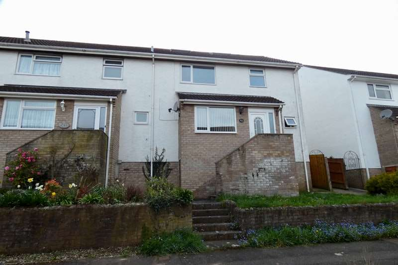 4 Bedrooms End Of Terrace House for sale in Leyfield Walk, Dawlish, Devon, EX7