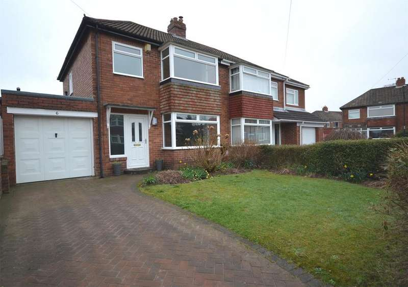 3 Bedrooms Semi Detached House for sale in West Denton