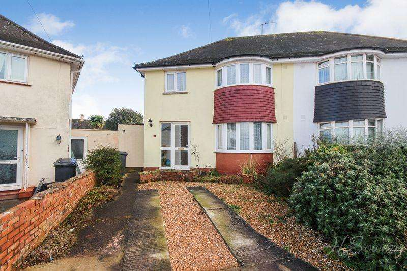 3 Bedrooms Semi Detached House for sale in Severn Road, Torquay