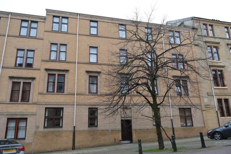 1 Bedroom Ground Flat for sale in 0/1 3 Elie Street, GLASGOW, G11 5HJ