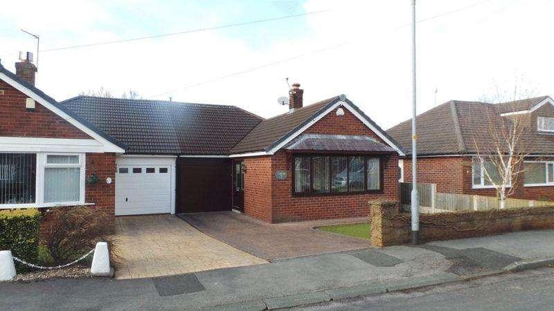 2 Bedrooms Semi Detached Bungalow for sale in Central Avenue, Hoghton, Preston