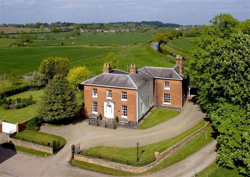 5 Bedrooms Detached House for sale in Pool Hall, Lower Penn, Wolverhampton, South Staffordshire, WV4