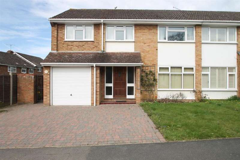 4 Bedrooms Semi Detached House for sale in Alkham Road, Maidstone