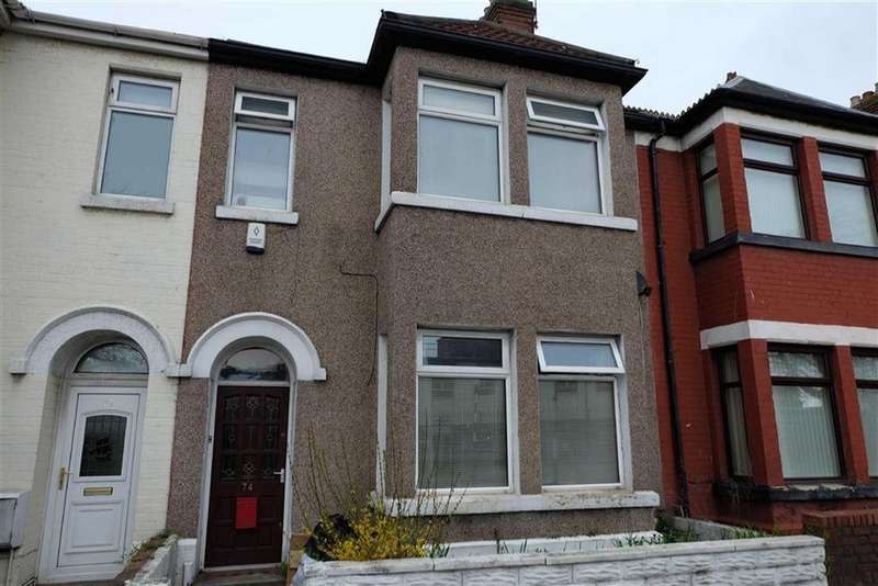 4 Bedrooms Terraced House for sale in Cardiff Road, Barry, Vale Of Glamorgan