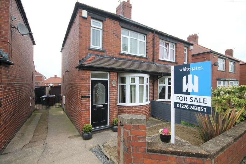 2 Bedrooms Semi Detached House for sale in Gawber Road, Barnsley, S75