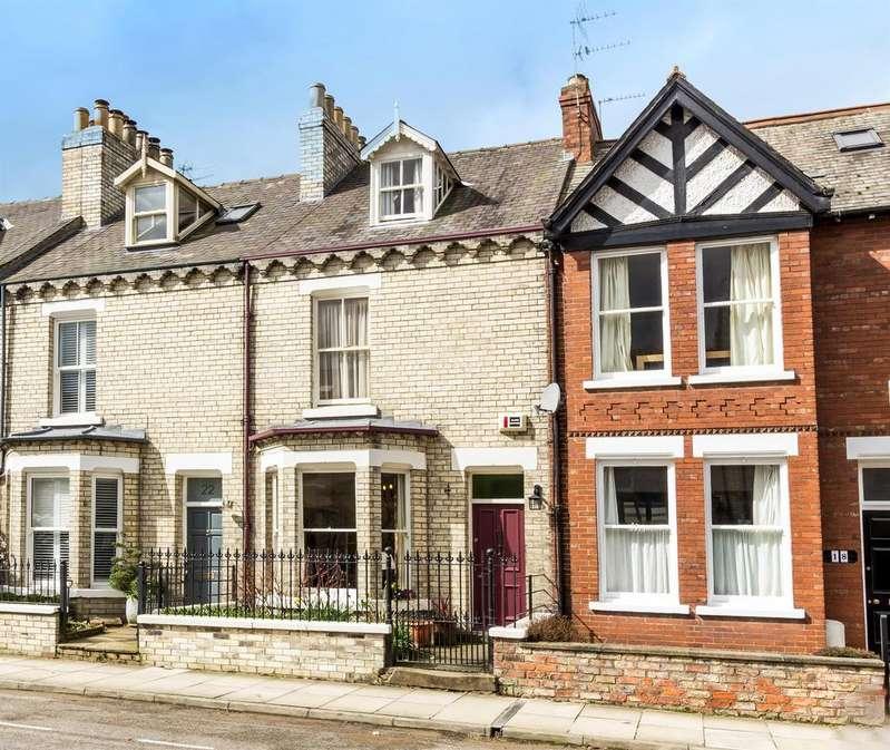 4 Bedrooms Terraced House for sale in Millfield Road, York, YO23 1NQ