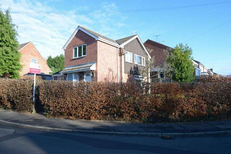 3 Bedrooms Detached House for sale in Woodview Close, Wingerworth, Chesterfield