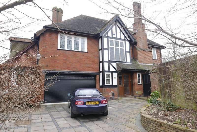 5 Bedrooms Detached House for sale in Coppice Road, Birmingham, B13