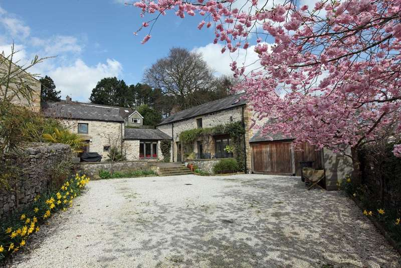 4 Bedrooms House for sale in Orchard Barn, Court Lane, Ashford in the Water, Bakewell, Derbyshire DE45