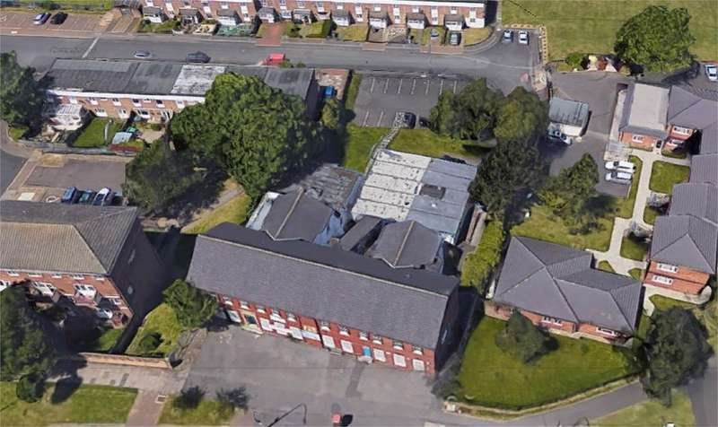 Plot Commercial for sale in Ladywood Middleway, Birmingham, B1