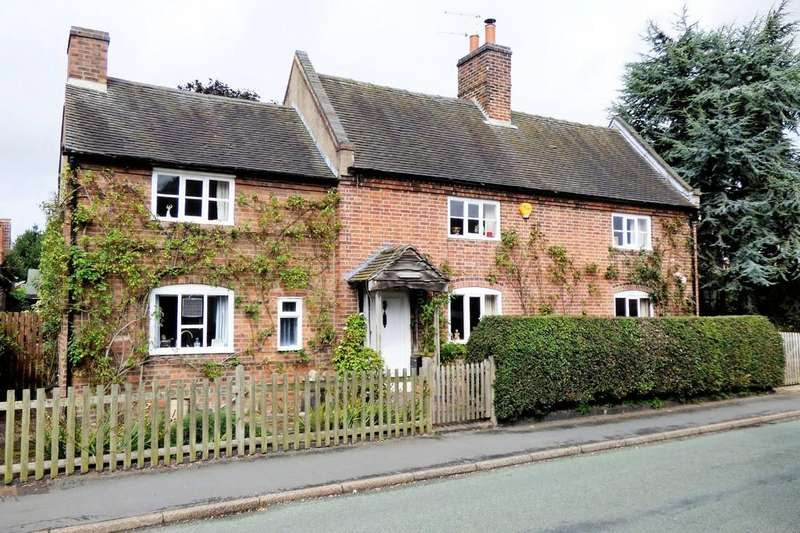 3 Bedrooms Cottage House for sale in Wales Lane, Barton Under Needwood