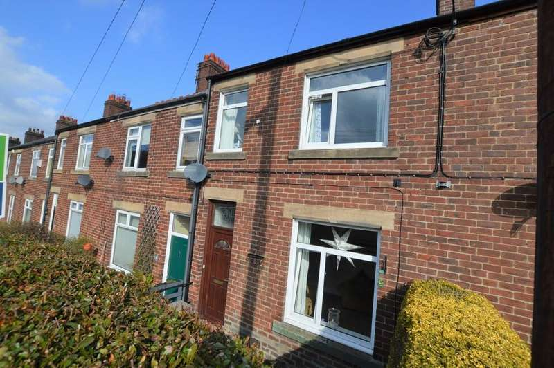 3 Bedrooms Terraced House for sale in Beaumont Tce,