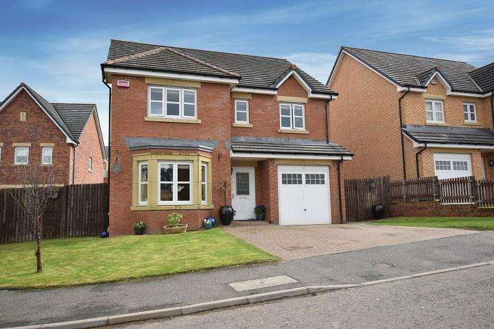 4 Bedrooms Detached House for sale in 8 Lapwing Avenue, Lenzie, G66 3DJ