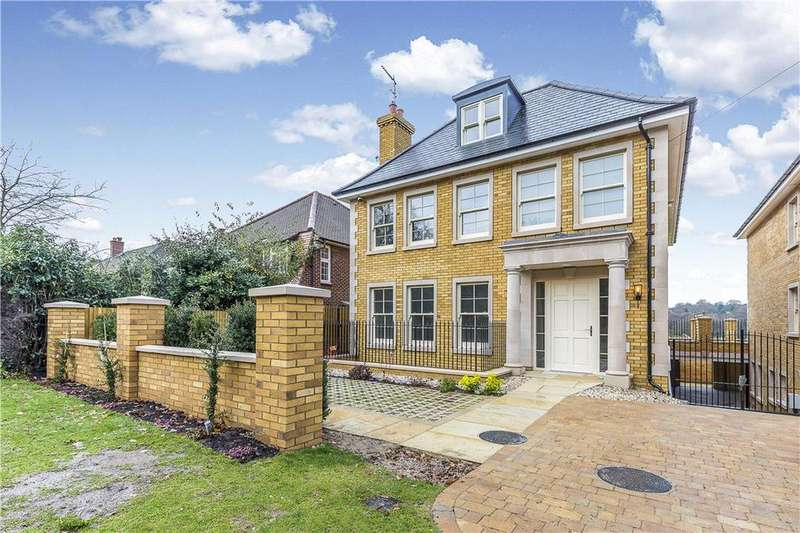 5 Bedrooms Detached House for sale in Barham Road, Wimbledon, London, SW20