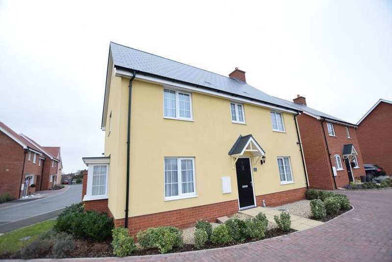 4 Bedrooms Detached House for sale in Cross Road, Clacton-on-Sea