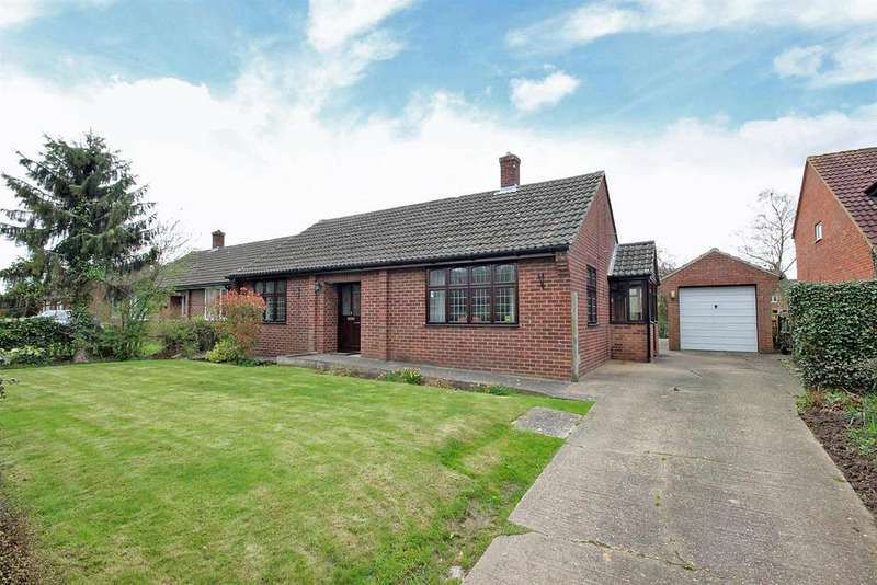 2 Bedrooms Detached Bungalow for sale in Rotten Row, Riseley