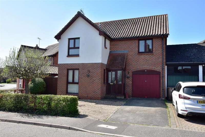 4 Bedrooms Link Detached House for sale in Carisbrooke Drive, South Woodham Ferrers