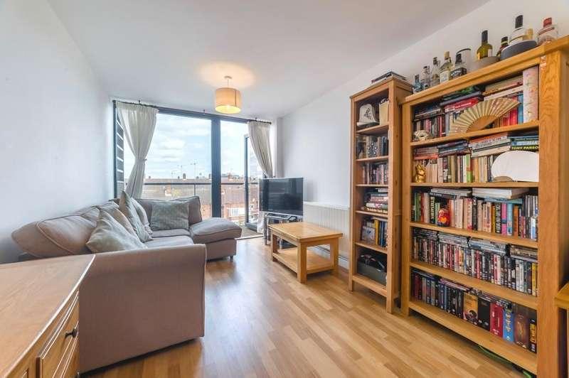 1 Bedroom Flat for sale in Bloemfontein Road, Shepherds Bush, London, W12