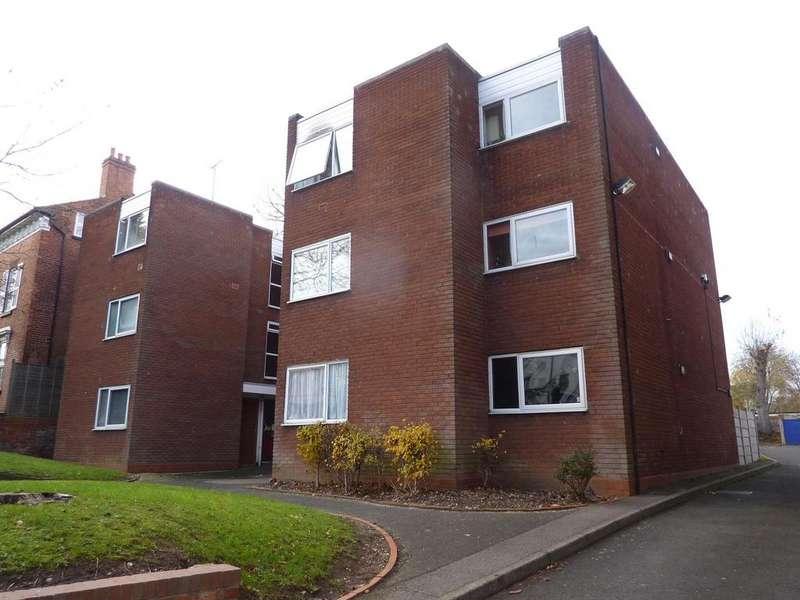 1 Bedroom Flat for sale in Flat 10 Ludgate, Alcester Road, Birmingham, B13