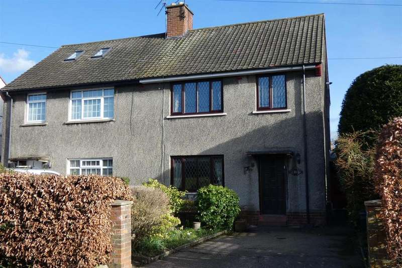 3 Bedrooms Semi Detached House for sale in Hollon Street, Morpeth