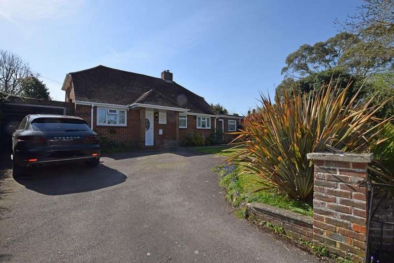 3 Bedrooms Detached Bungalow for sale in North Bersted Street, Bognor Regis, PO22