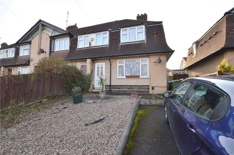 3 Bedrooms Semi Detached House for sale in South Farm Road, Leeds