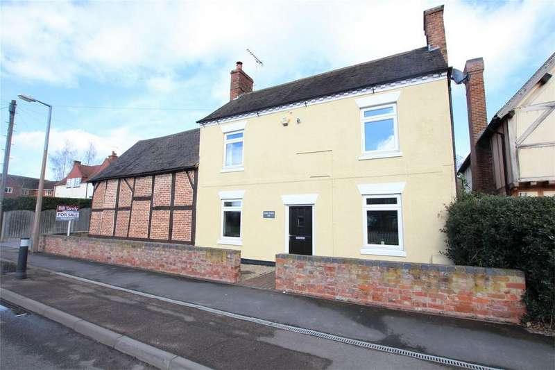 4 Bedrooms Detached House for sale in Main Street, Barton under Needwood, Burton upon Trent, Staffordshire