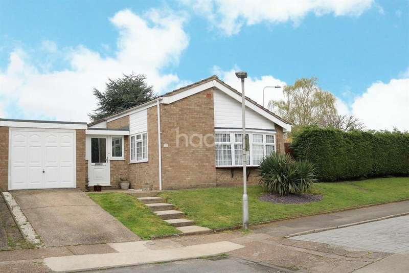 4 Bedrooms Bungalow for sale in Ramsey Close, Ipswich