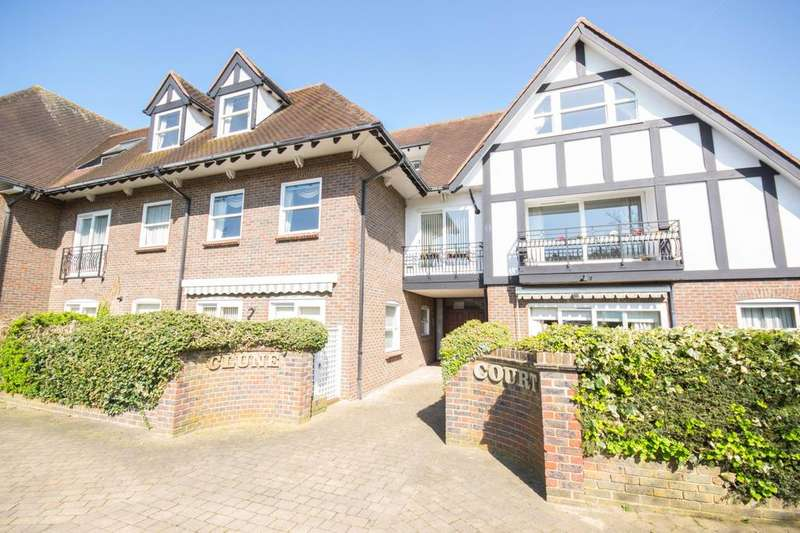 2 Bedrooms Ground Flat for sale in Clune Court, Hutton Road, Brentwood, CM15