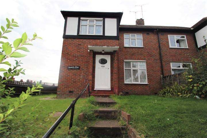 3 Bedrooms Semi Detached House for sale in Poverest Road, Orpington, Kent, BR5 2DZ