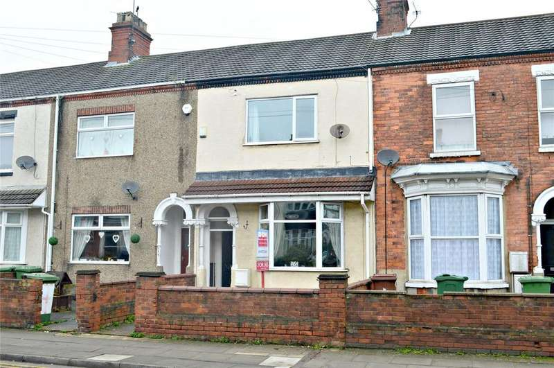 4 Bedrooms Terraced House for sale in Welholme Road, Grimsby, Lincolnshire, DN32