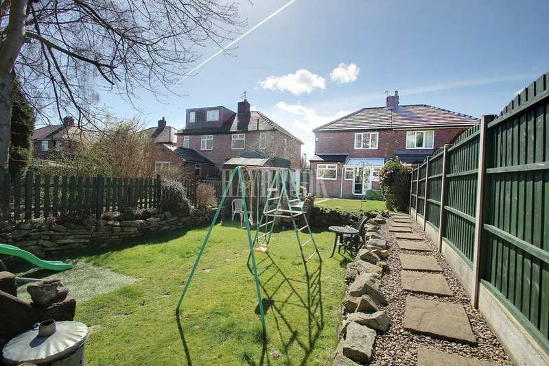 3 Bedrooms Semi Detached House for sale in Loxley Road