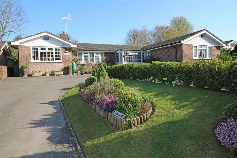 3 Bedrooms Detached Bungalow for sale in Snatts Road, Uckfield, East Sussex