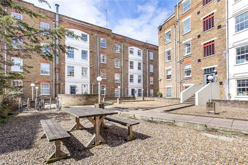 1 Bedroom Flat for sale in Arcadia Court, 45 Old Castle Street, London, E1