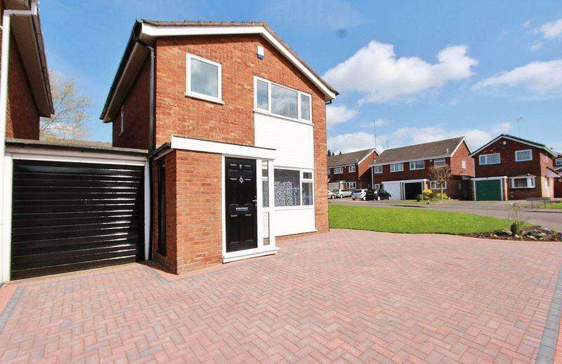 3 Bedrooms House for sale in Segundo Close, Silverdale Park, Walsall