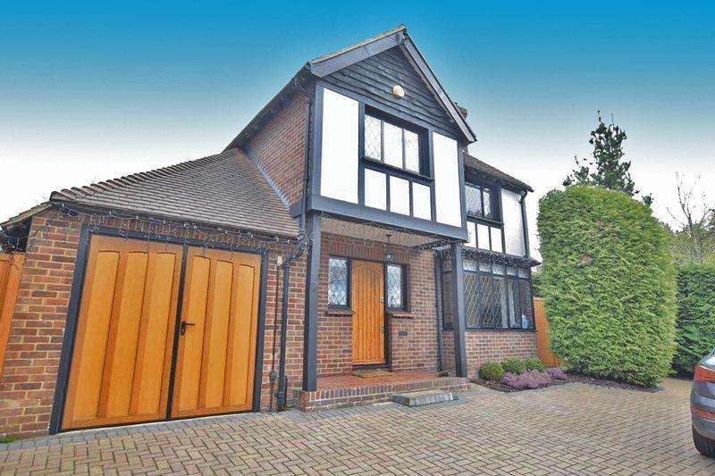 3 Bedrooms Detached House for sale in Penenden Heath Road, Penenden Heath, Maidstone