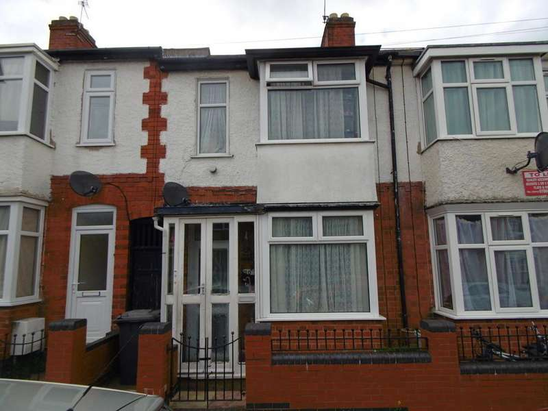 3 Bedrooms Terraced House for sale in Dore Road, Leicester, Leicestershire