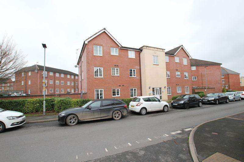 1 Bedroom Flat for sale in SAXON GATE
