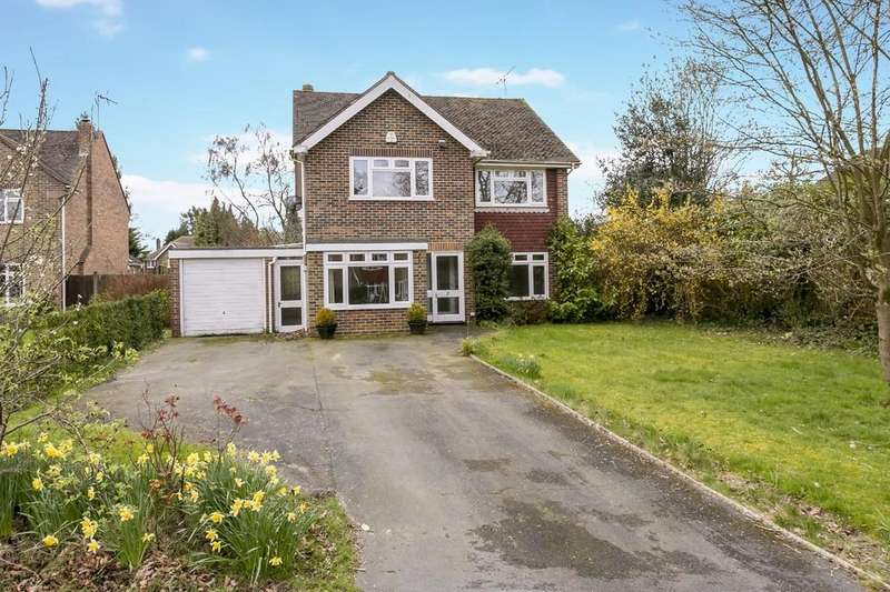 4 Bedrooms Detached House for sale in Ox Lea, Langton Green, Tunbridge Wells