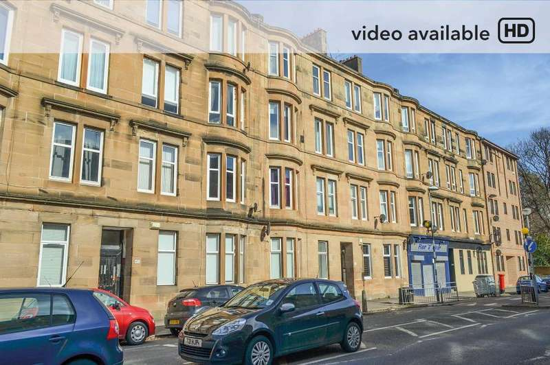 2 Bedrooms Flat for sale in Tantallon Road, Flat 0/2, Shawlands, Glasgow, G41 3HT