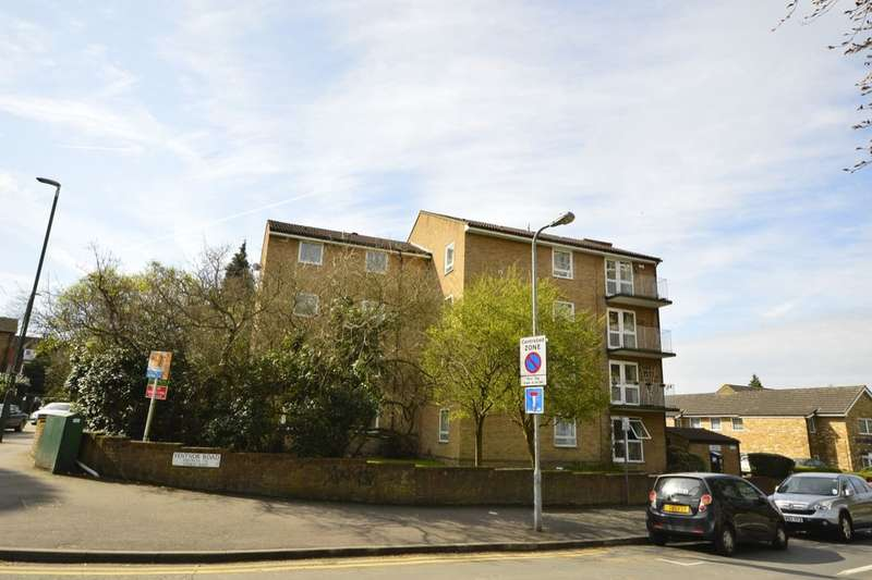 2 Bedrooms Flat for sale in Ventnor Road, Sutton, SM2