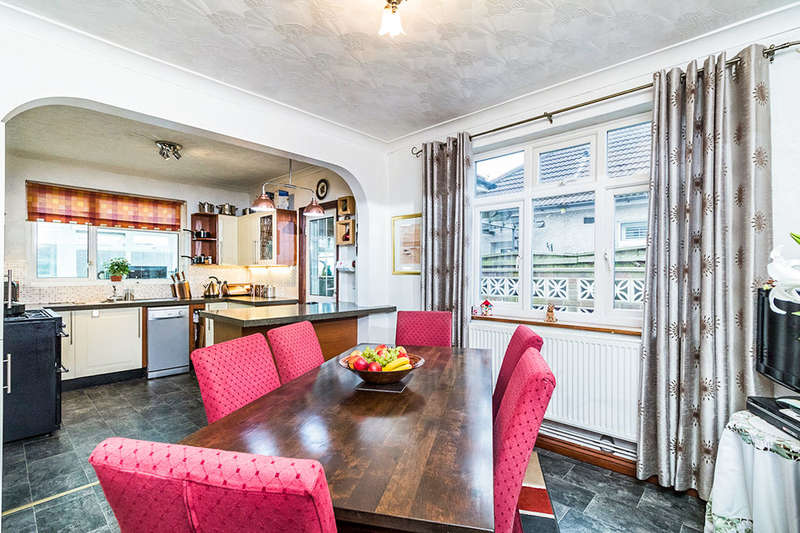 2 Bedrooms Semi Detached Bungalow for sale in Horsham Road, Bexleyheath, DA6