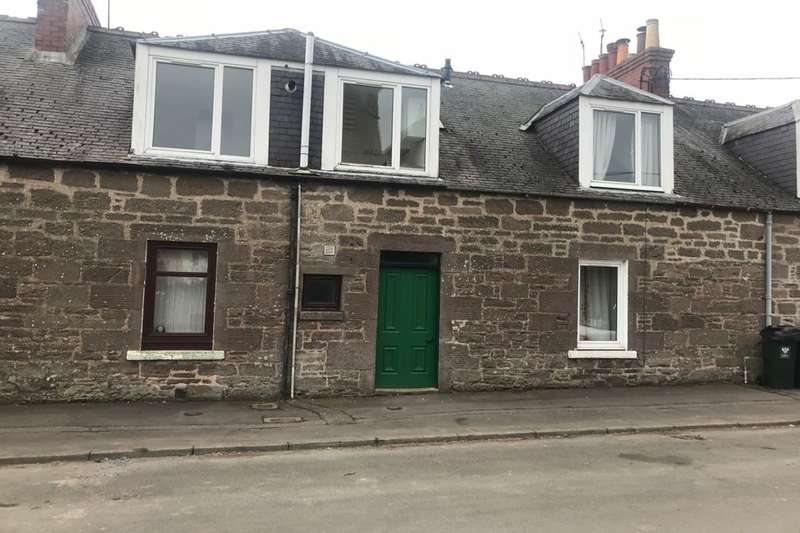 1 Bedroom Flat for sale in Church Street, Ardler, Blairgowrie, PH12