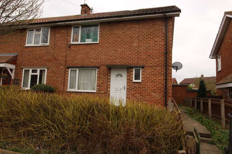 2 Bedrooms Semi Detached House for sale in Ribble Drive, Darlington, DL1