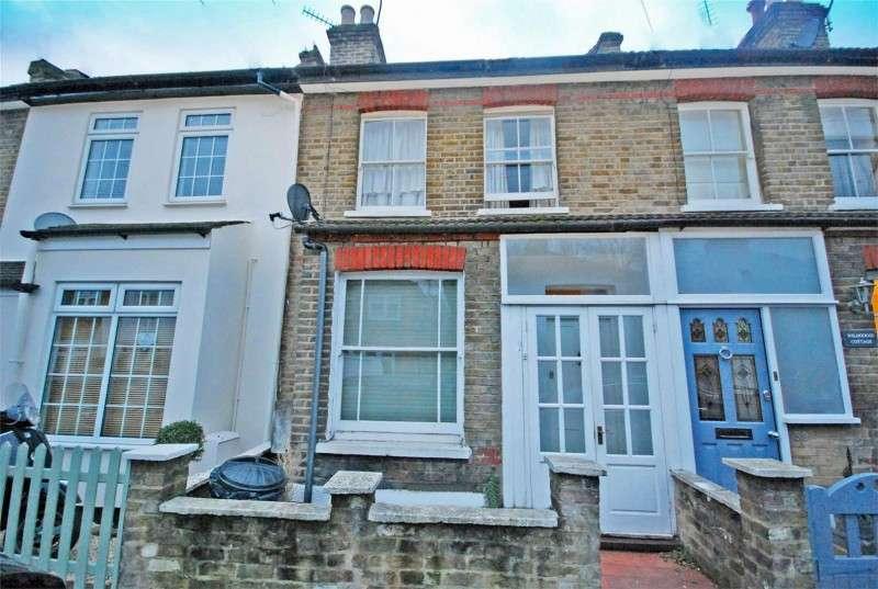 2 Bedrooms Property for sale in Chestnut Road, Twickenham
