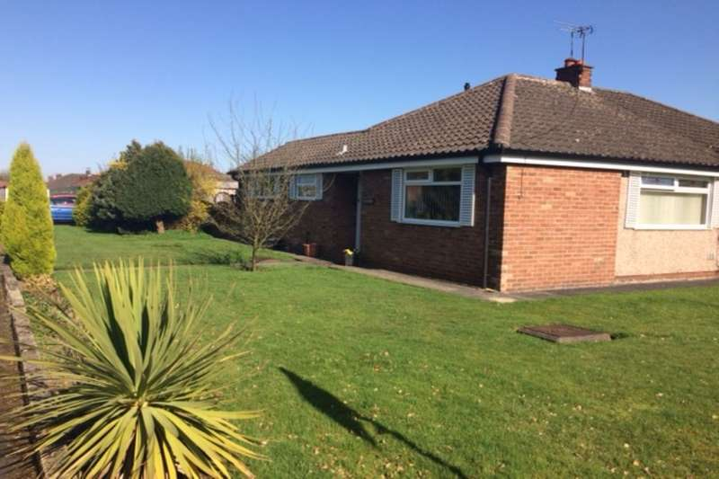 2 Bedrooms Semi Detached Bungalow for sale in Ashdale Drive, Heald Green, Cheadle, SK8