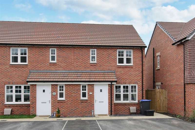 3 Bedrooms End Of Terrace House for sale in Beale Road, Tidworth