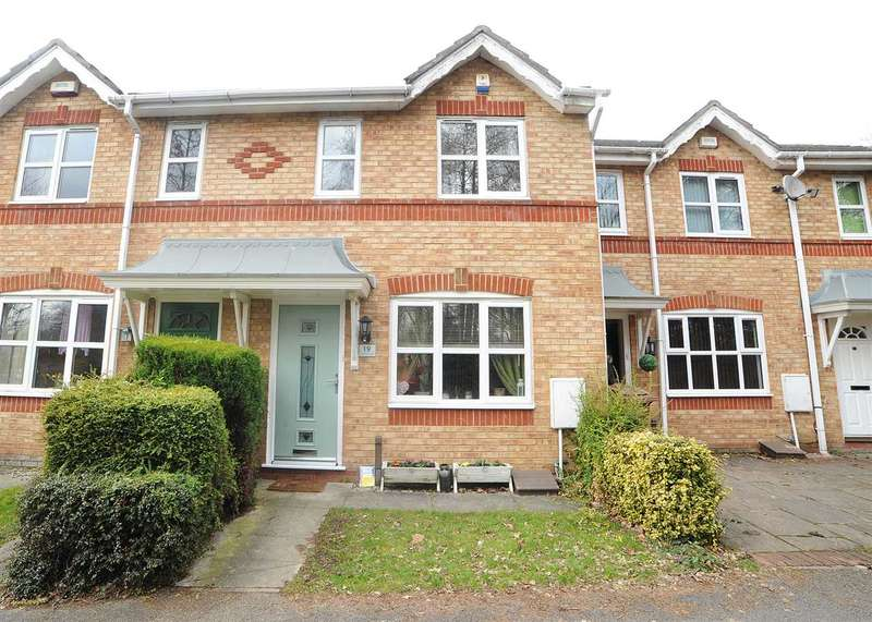2 Bedrooms Town House for sale in 19 Patting Close, Irlam M44 6TL